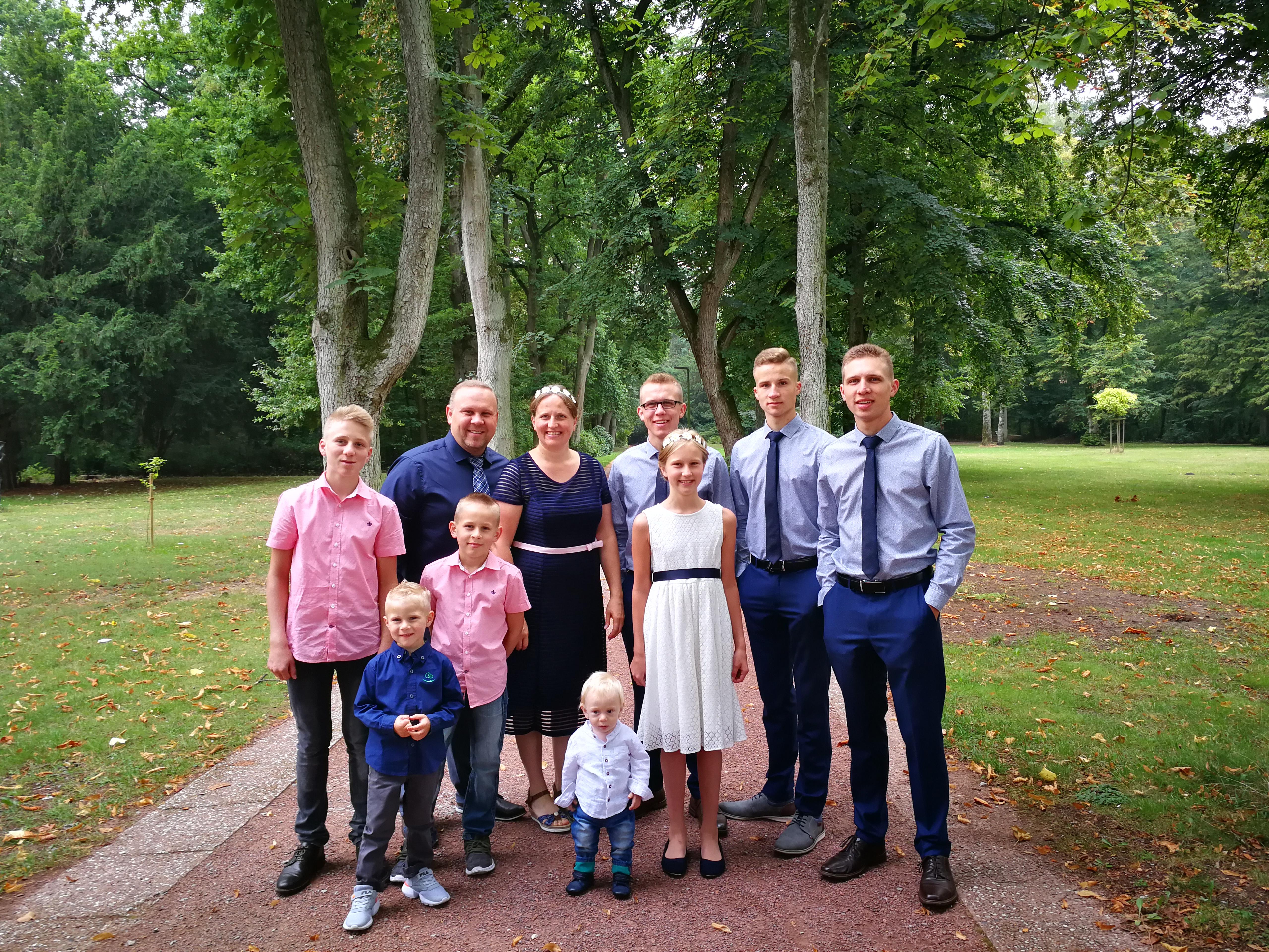 familie renpening