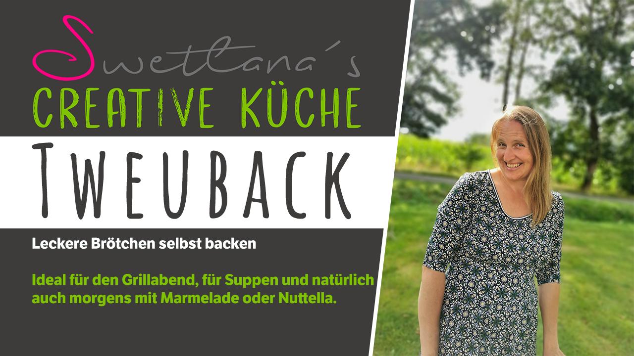 Tweuback backen